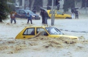 taxi inondations source